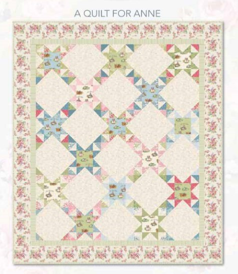 A Quilt for Anne Kit