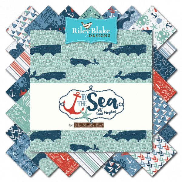 By the Sea Quilt Kit