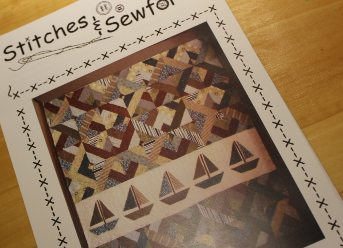 Sailing the Seas Pattern