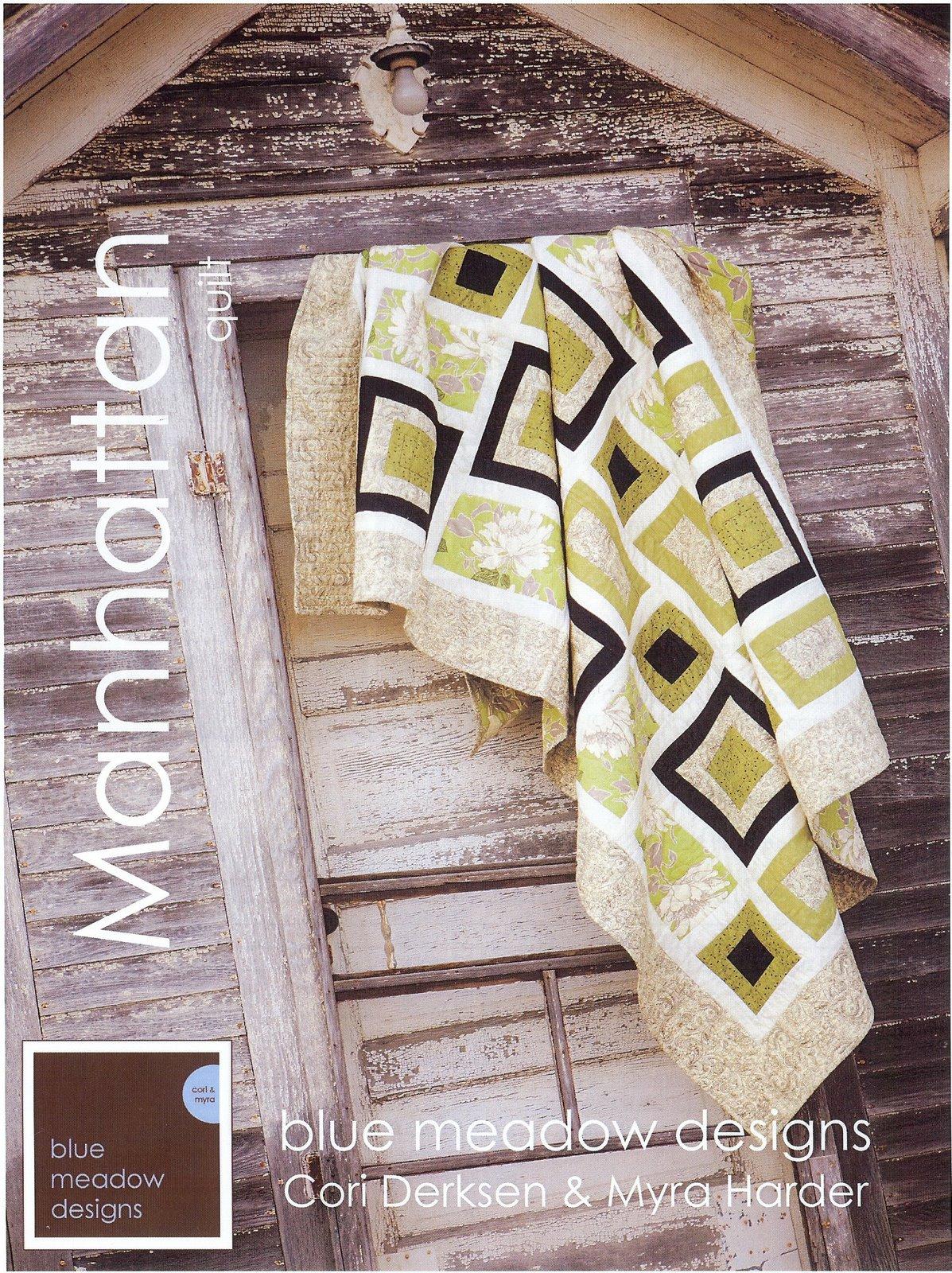 Manhattan Quilt Pattern