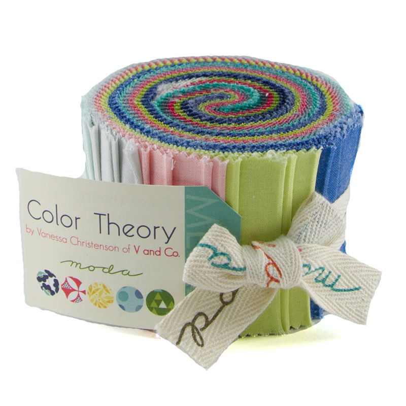 Colory Theory Junior Jelly Roll