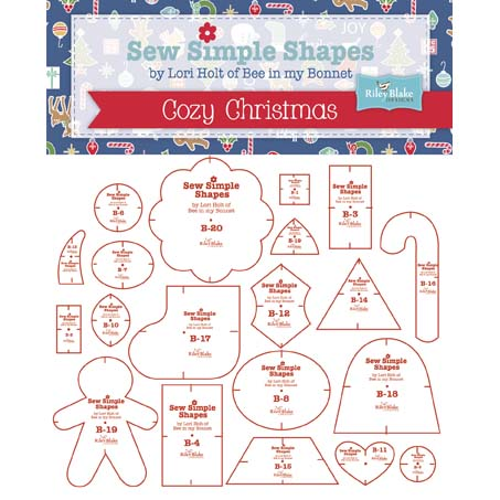 Cozy Christmas Sew Simple Shapes