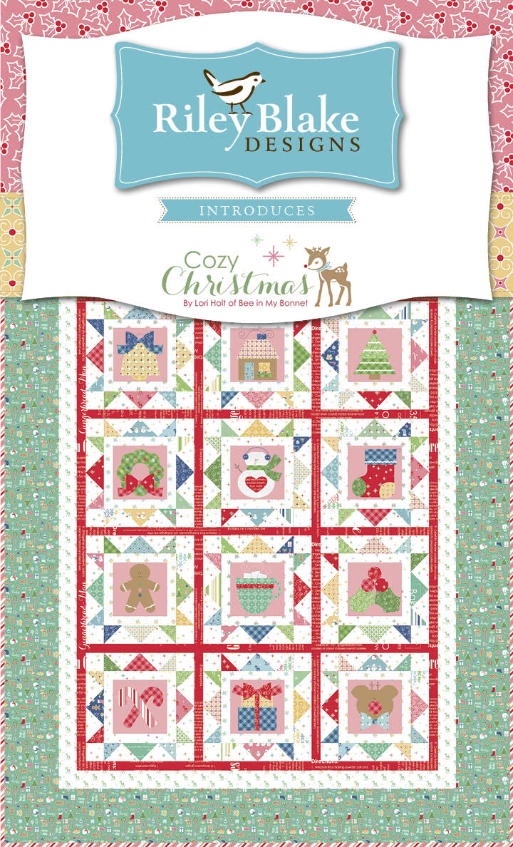Cozy Christmas Quilt Kit