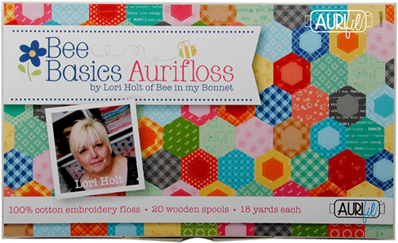 Bee Basics 100% Cotton Aurifloss Embroidery Floss