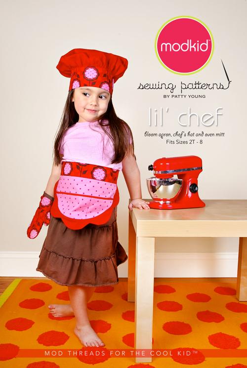 Lil' Chef Pattern