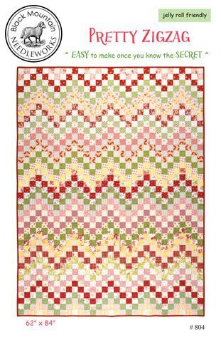 Pretty Zigzag Quilt Pattern