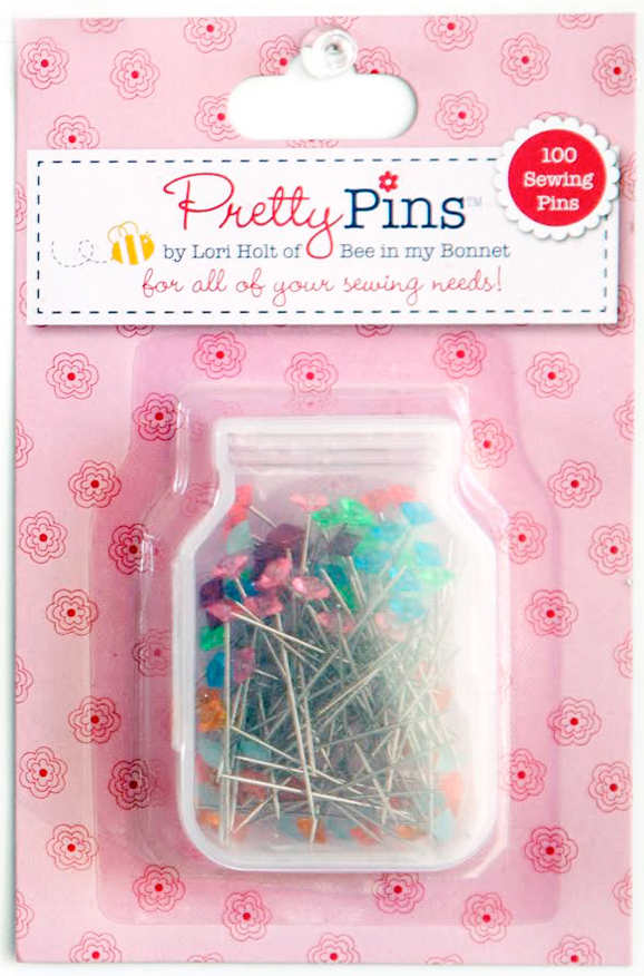 Pretty Pins by Lori Holt - Sewing Pins