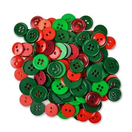 Red & Green Buttons