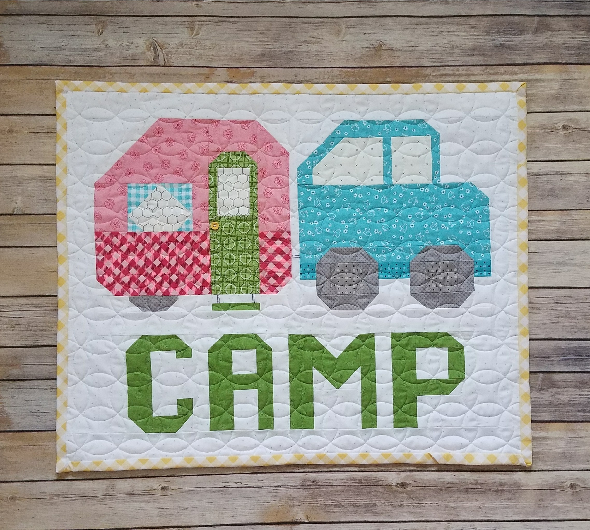 Camp Mini - Shop Sample