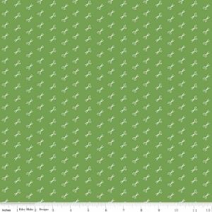 Bee Basics Scissor Green by Lori Holt