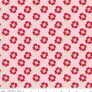 Bake Sale 2 Floral Pink