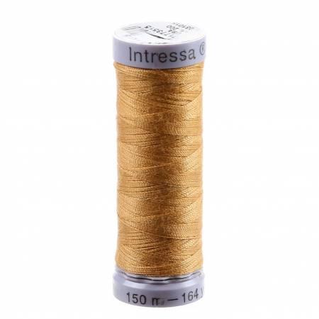 Intressa Polyester Thread Gold