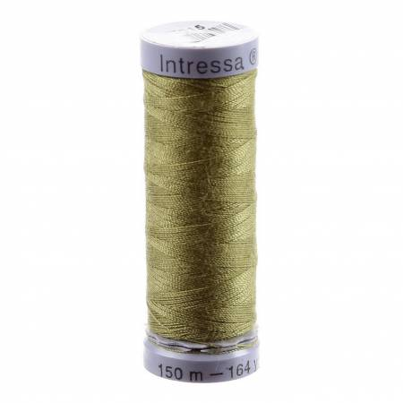 Intressa Polyester Thread Fallen Leaf