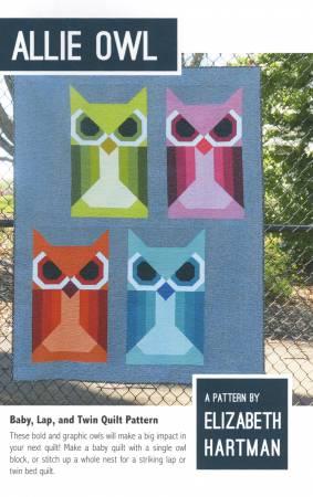 Allie Owl Pattern
