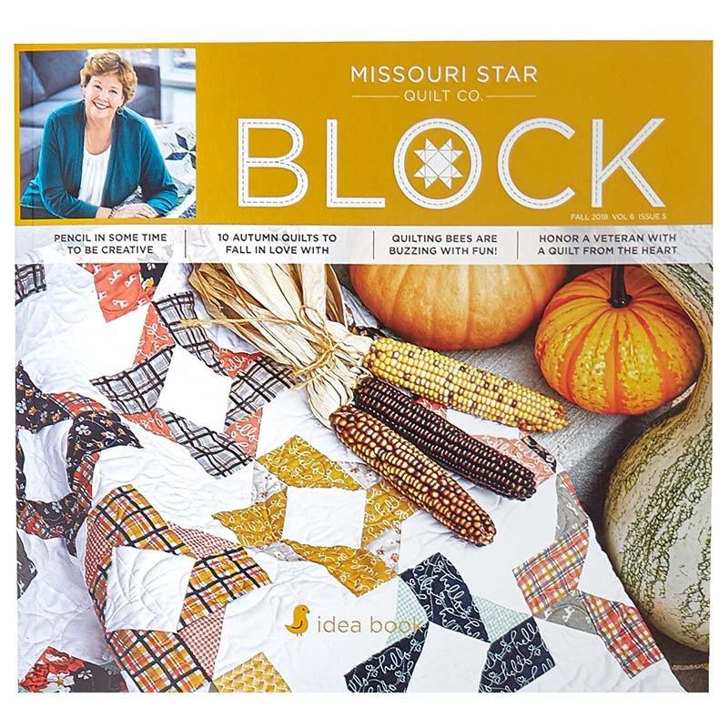 Block Magazine Volume 6 Issue 5 Fall 2019