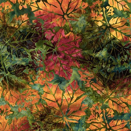 Cornucopia Leaves GRASS