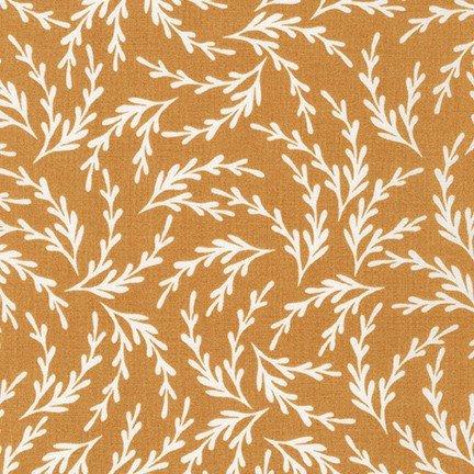Paintbox Caramel Branches by Elizabeth Hartman