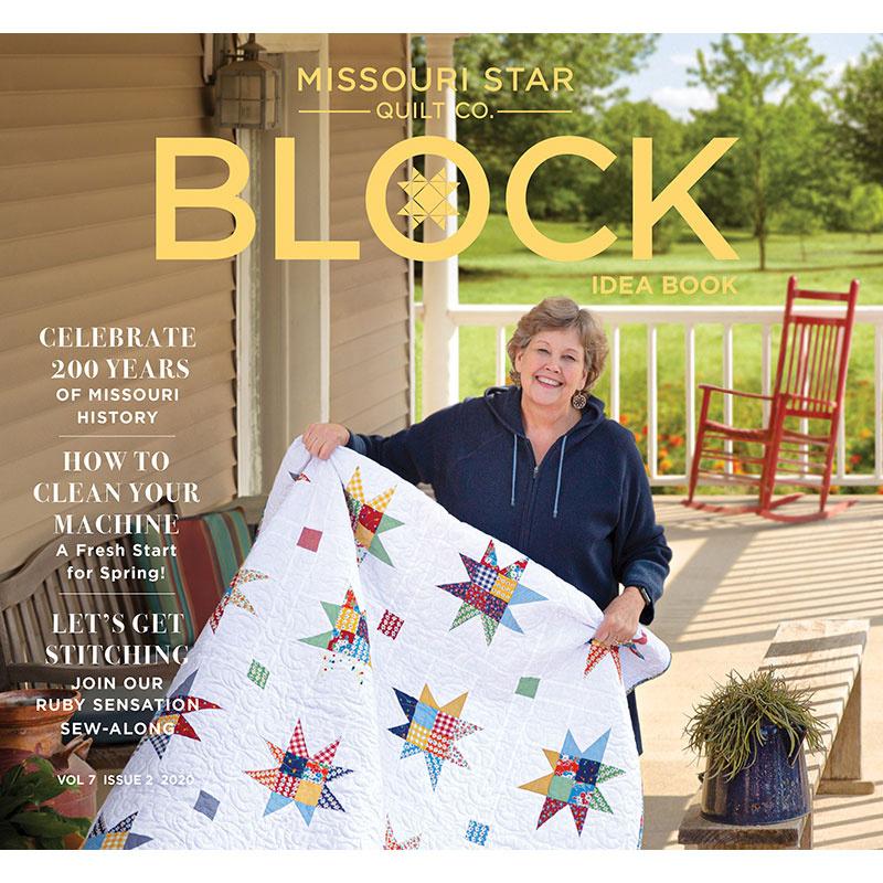 Block Magazine 2020 Volume 7 Issue 2