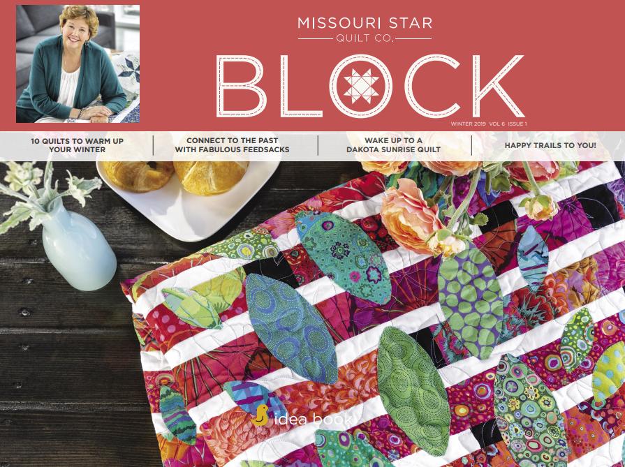 Block Volume 6 Issue 1 Winter 2019
