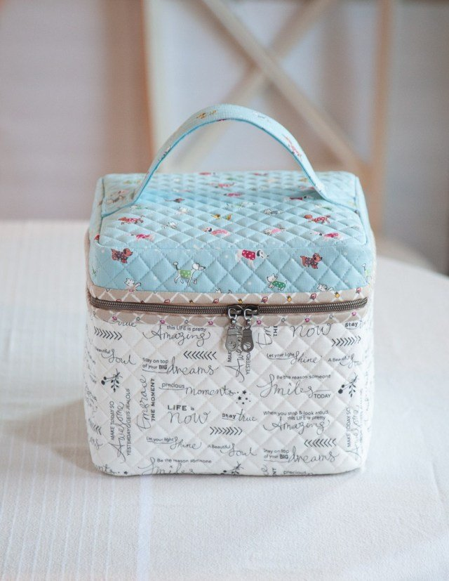 Cutie Cube Bag Pattern