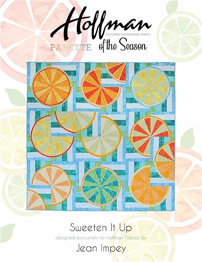 Sweeten It Up Quilt Kit