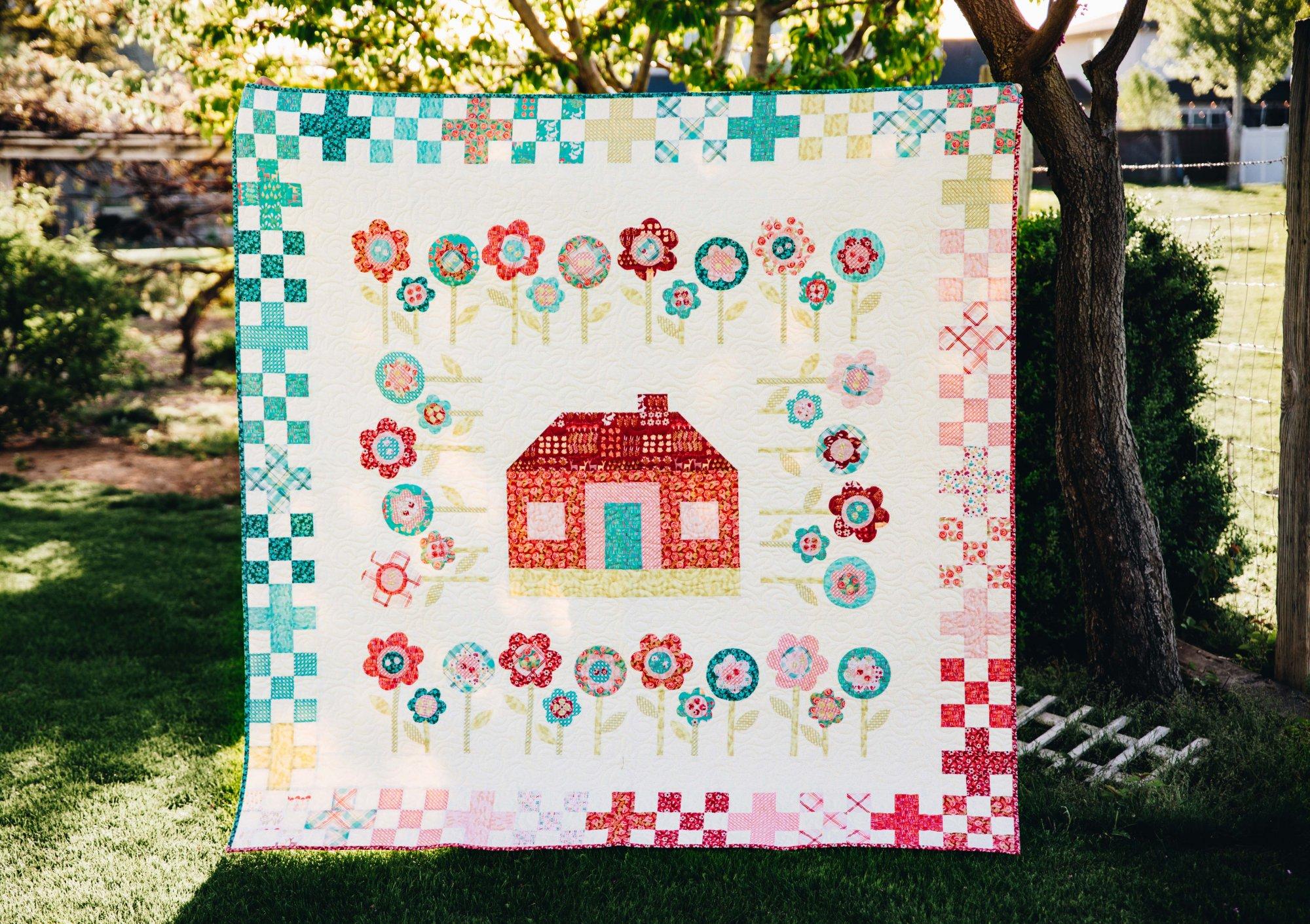 Farm Sweet Farm Quilt Kit