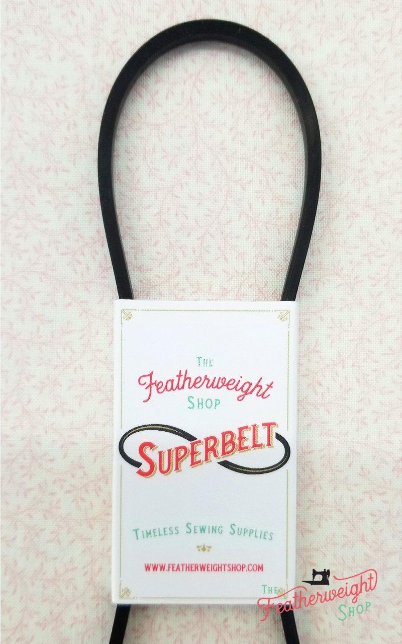 Super Belt Featherweight Black