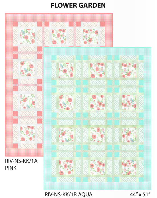 Flower Garden Kwik Kit