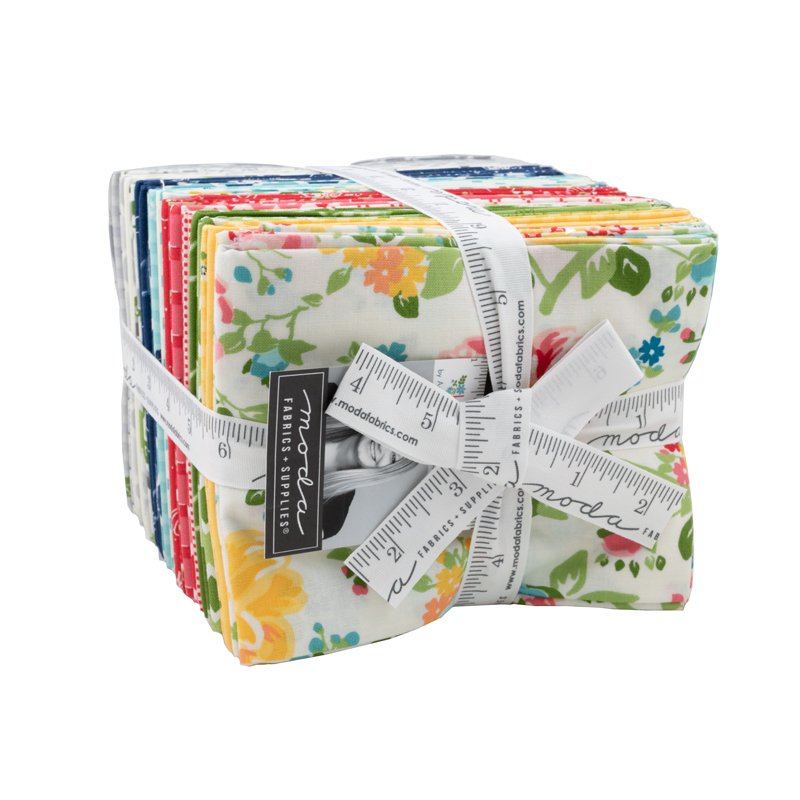 Homestead Fat Quarter Bundle by April Rosenthal