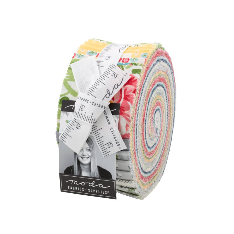 Homestead Jelly Roll by April Rosenthal