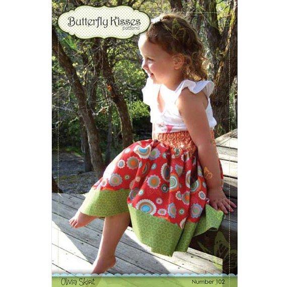 Olivia Skirt Pattern