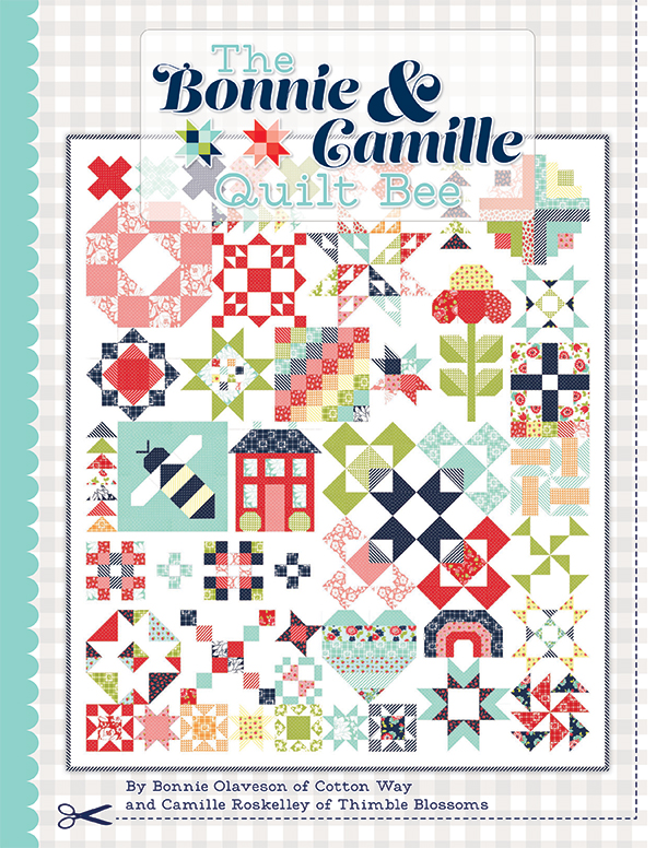 Quilt Bee Complete Kit Featuring Shine On PRE-ORDER SHIPPING OCT 2020