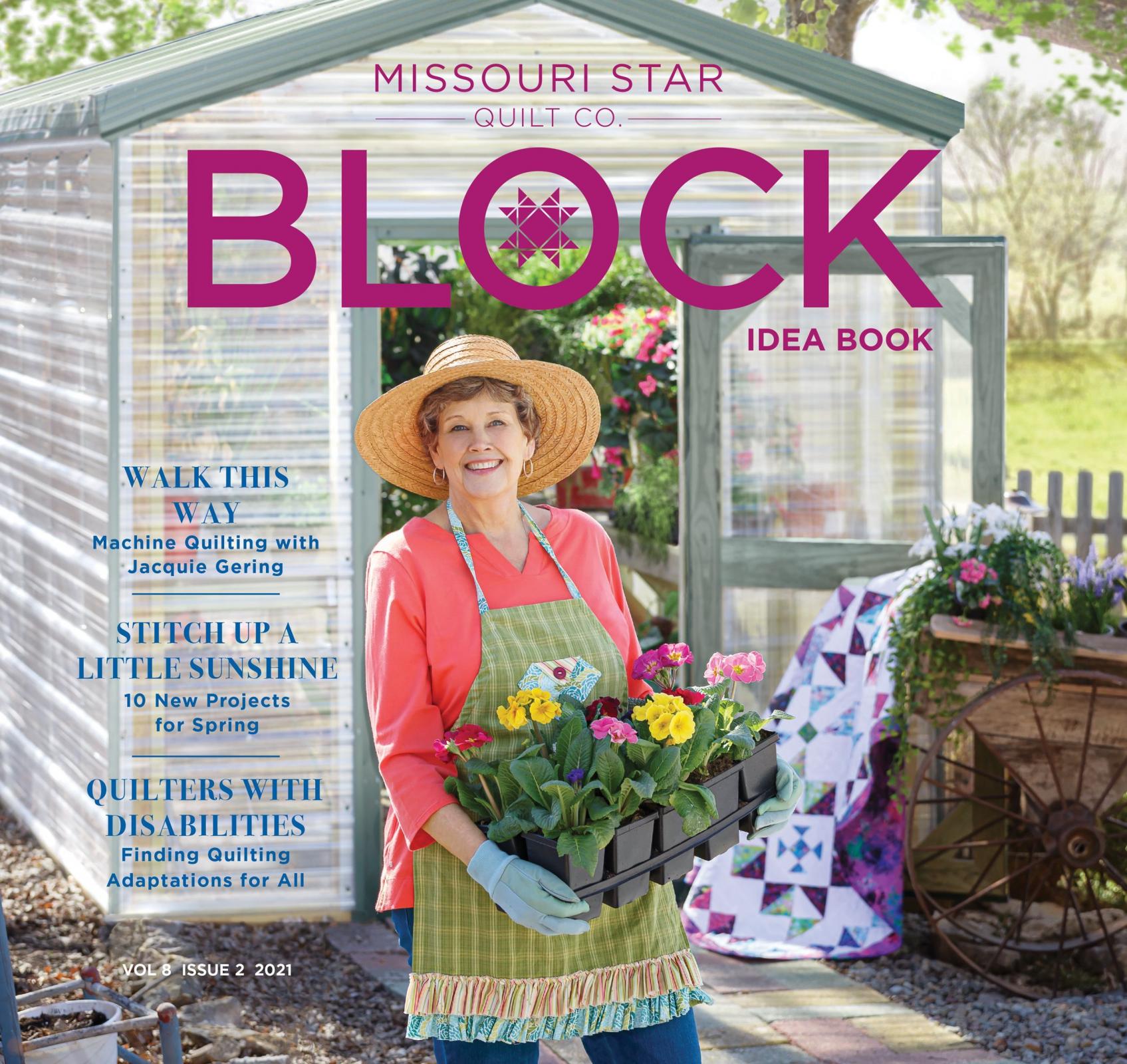 Block Magazine 2021 Volume 8 Issue 2