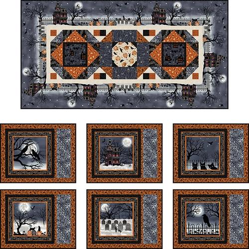 Spooky Night Table Set Kit