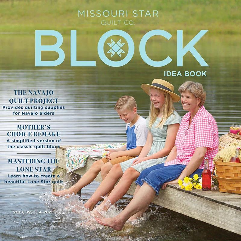 Block Magazine 2021 Volume 8 Issue 4
