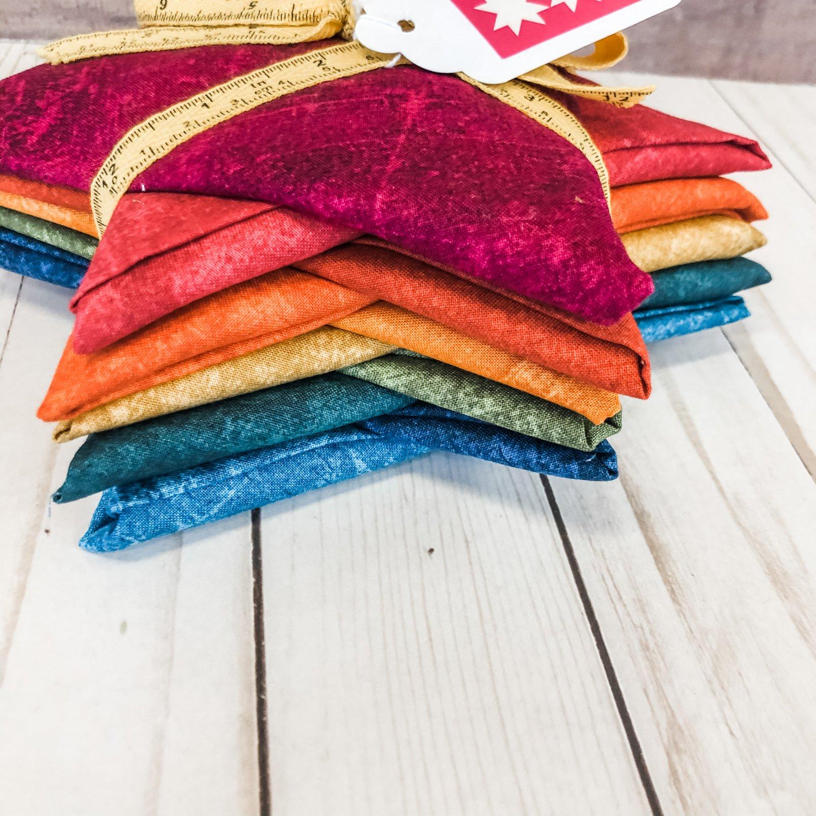 Canvas FQ Bundle C by Northcott Fabrics