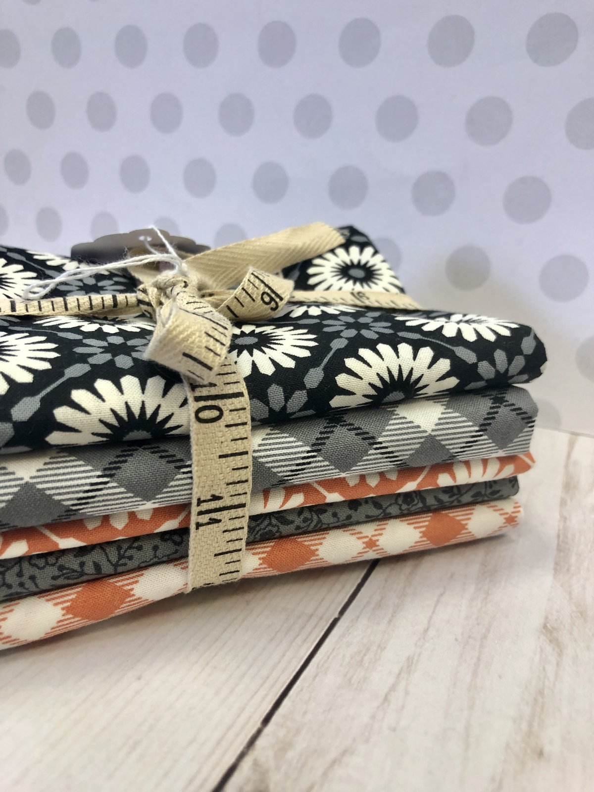 Midnight Magic 5 Half Yard bundle by April Rosenthal