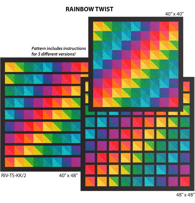 Rainbow Twist Kwik Kit
