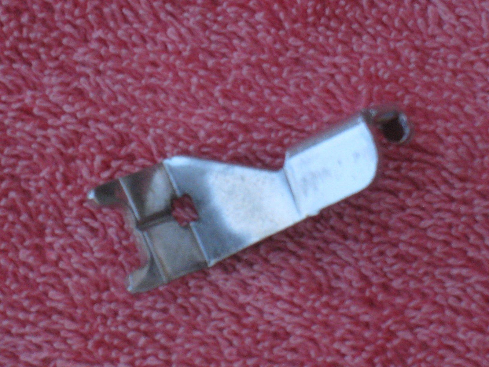 Button Foot Vintage