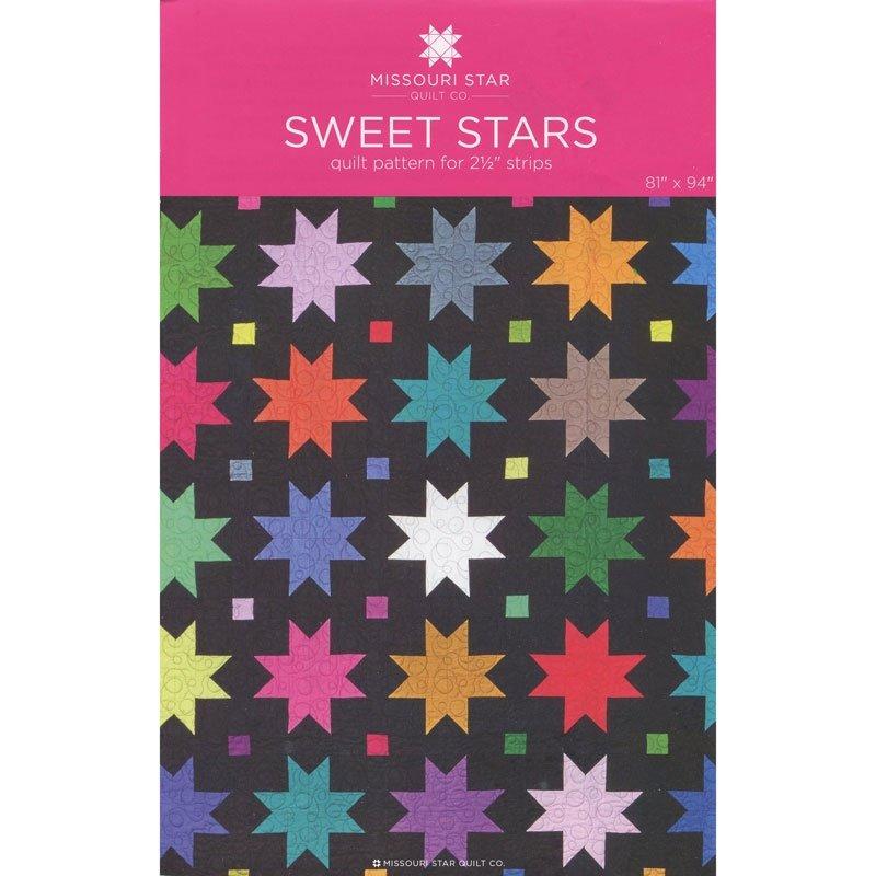 Sweet Stars Quilt Pattern