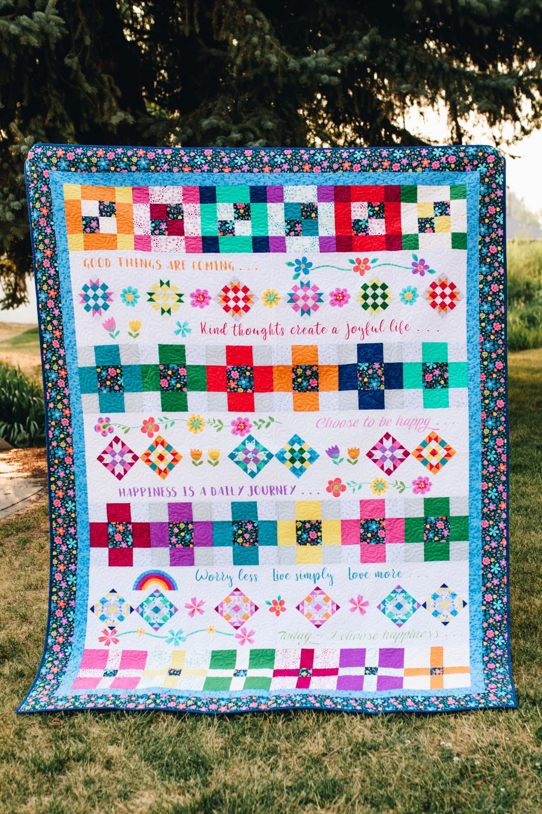 Choose to Be Quilt Kit Complete