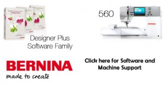 Bernina Machine Support