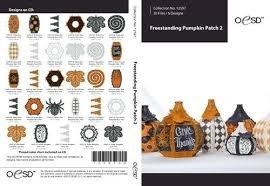 OESD Freestanding Pumpkin Patch 2