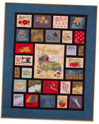 OESD Sewing Quilt