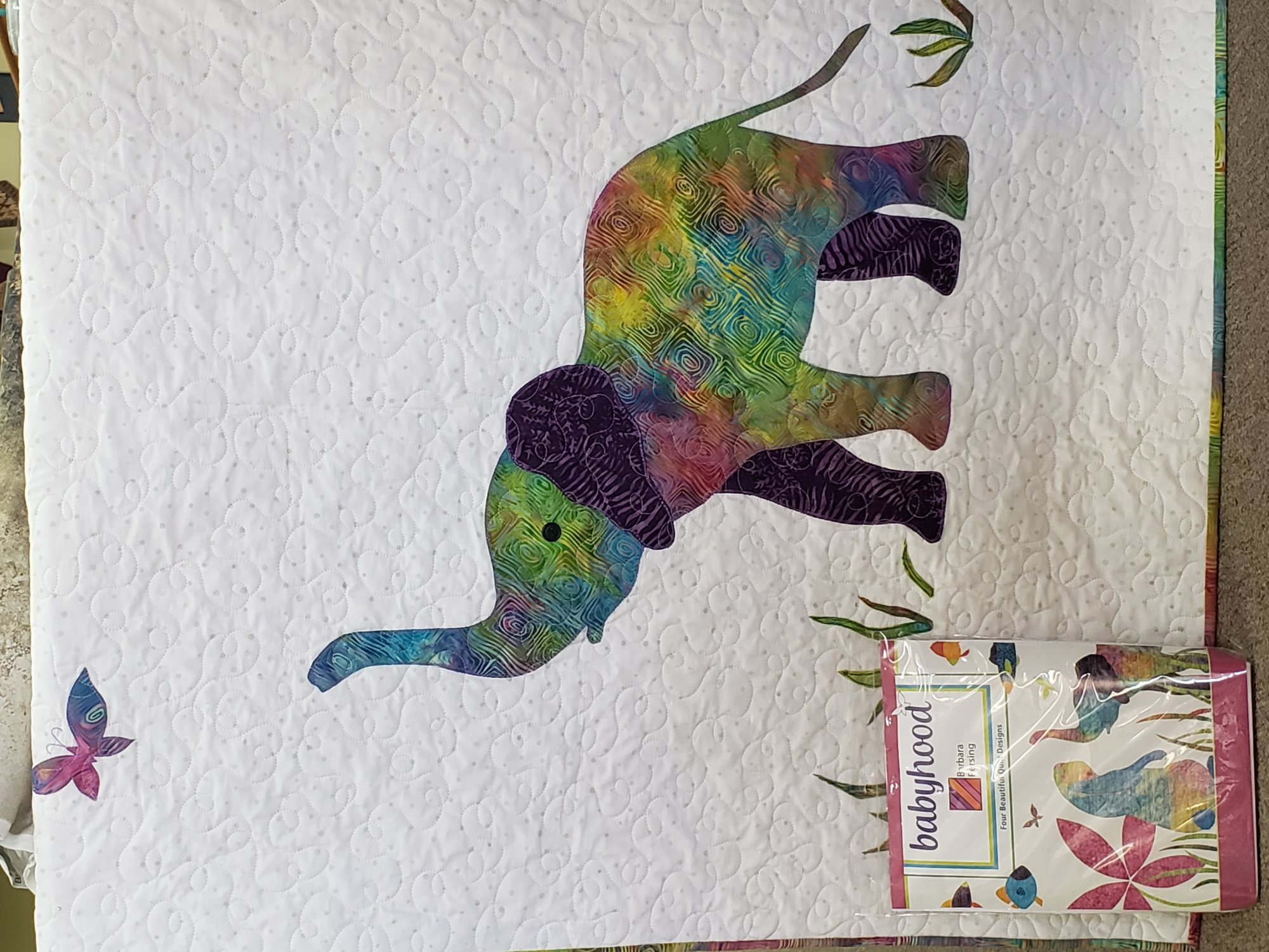 Babyhood elephant kit