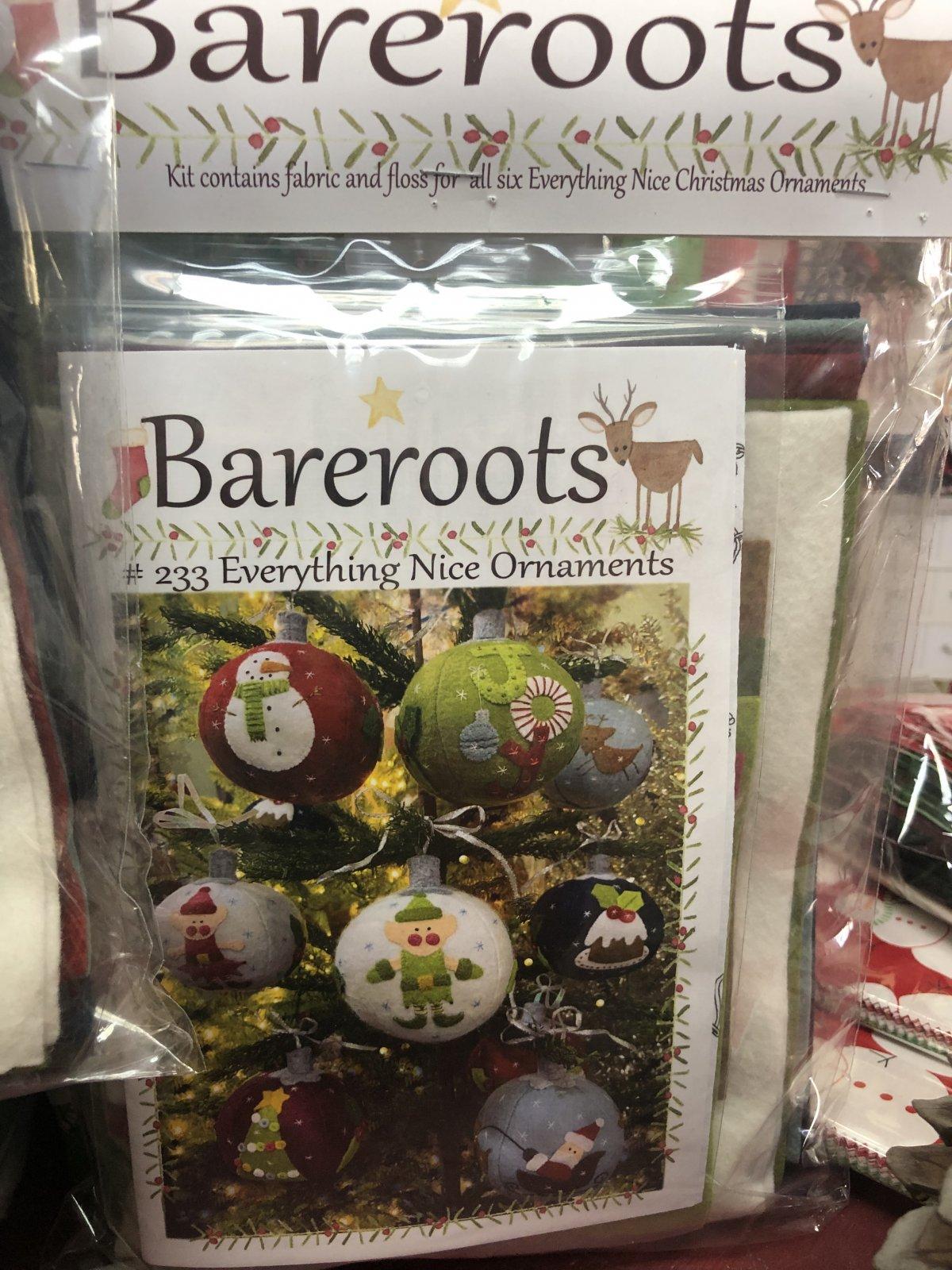 Bareroots Everything Nice Ornament Kit