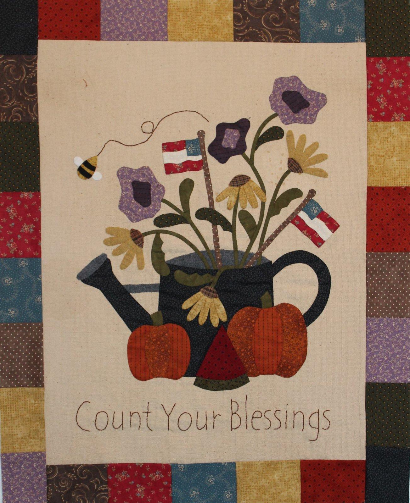 Count Your Blessings by Lisa Van Gronegin