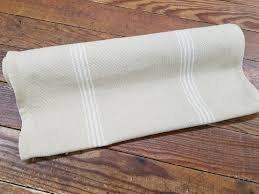 Toweling - cream