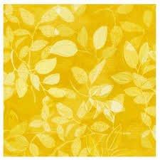 Shadows tonal ferns yellow