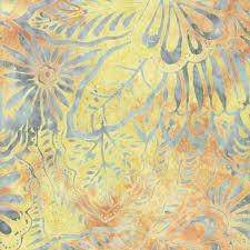 Fresh Batiks Botanica 4 FB027-54 Multi Pastel